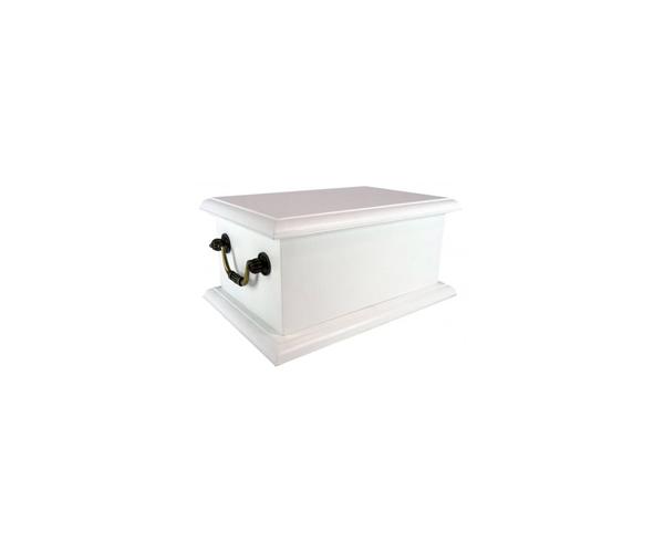 Urna Box Branco