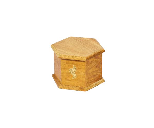 Urna Madeira Cerejeira